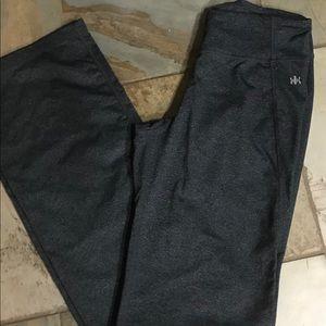 Old Navy grey boot cut yoga pants. Sz. S EUC❤️